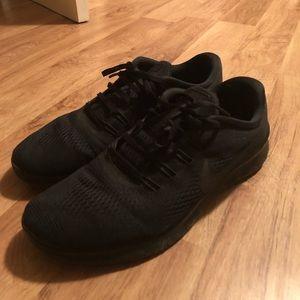 Nike Running Shoes - Black - Size 11